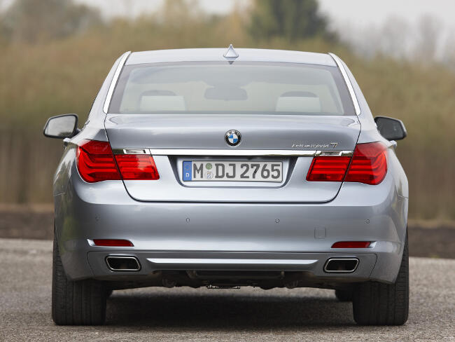 BMW ActiveHybrid 7 F04 - 3