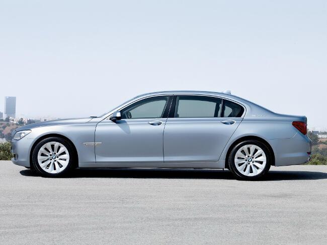 BMW ActiveHybrid 7 F04 - 4