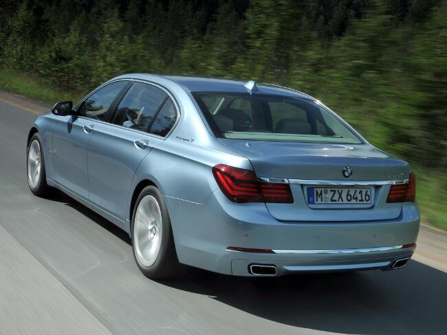 BMW ActiveHybrid 7 F04 - 6