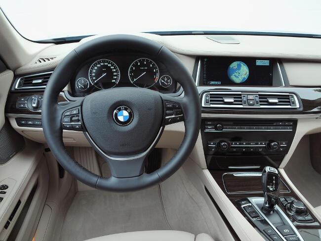 BMW ActiveHybrid 7 F04 - 7