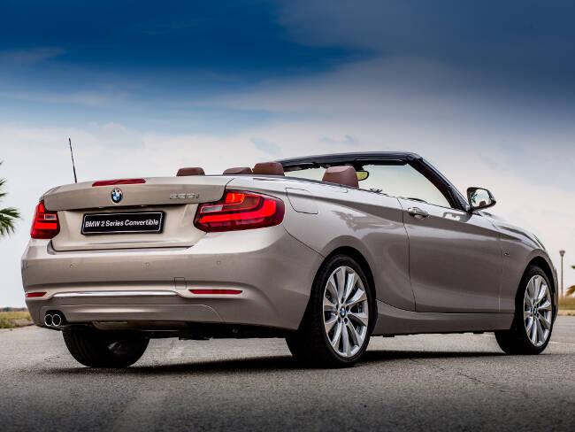 BMW F23 Luxury Line - 1
