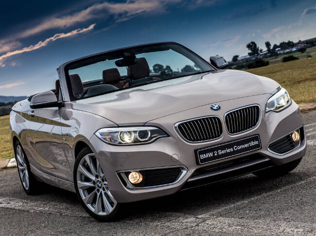 BMW F23 Luxury Line - 2