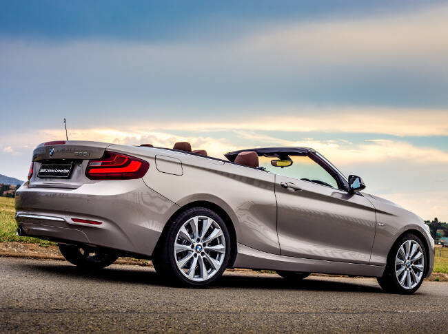 BMW F23 Luxury Line - 3