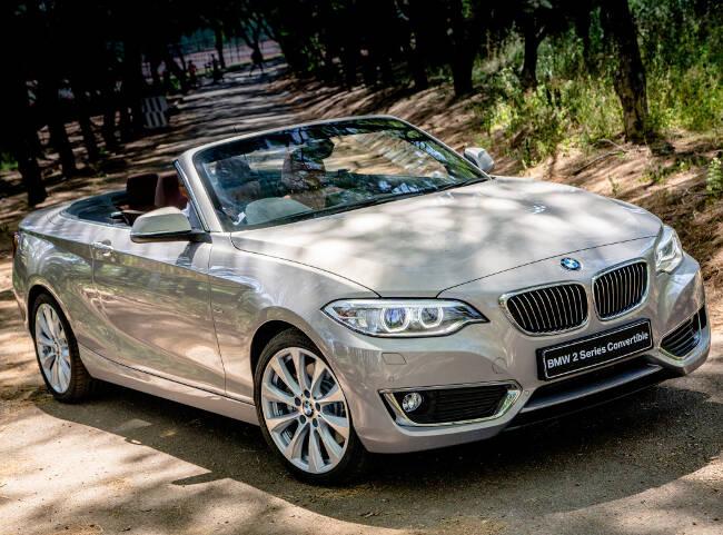 BMW F23 Luxury Line - 7
