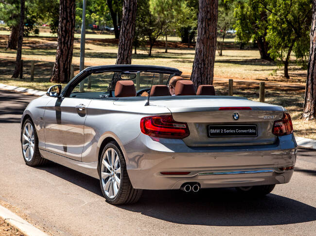 BMW F23 Luxury Line - 8