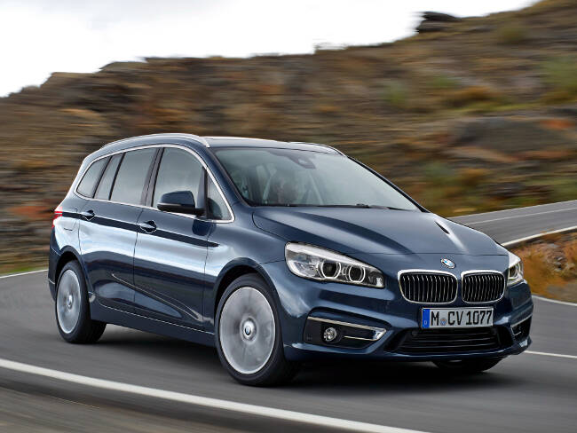 BMW F46 Gran Tourer Luxury Line - 1