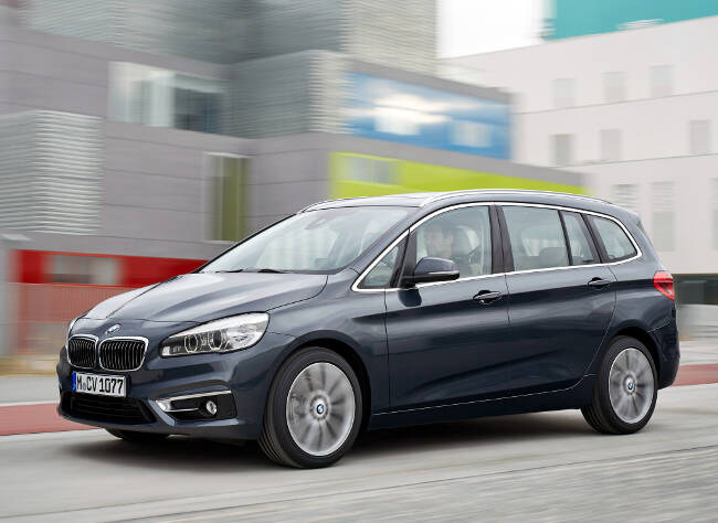 BMW F46 Gran Tourer Luxury Line - 3
