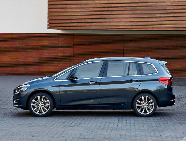 BMW F46 Gran Tourer Luxury Line - 5