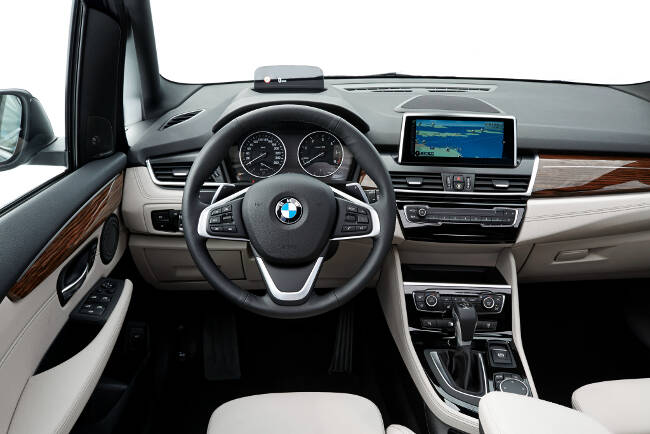 BMW F46 Gran Tourer Luxury Line - 9