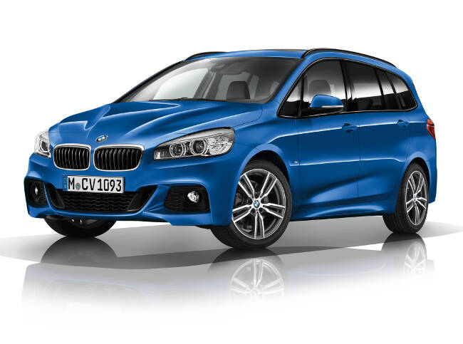 BMW F46 Gran Tourer M Sport Package - 2