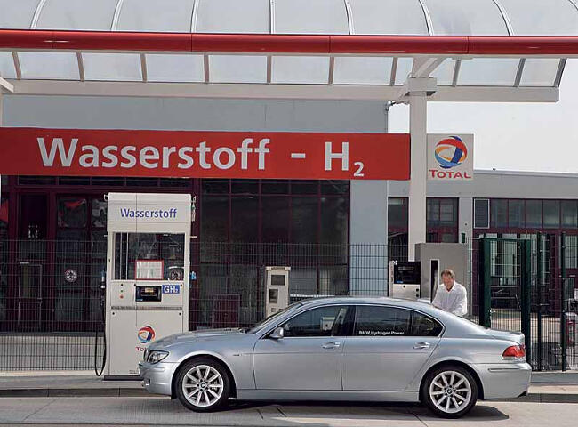 BMW Hydrogen 7 E68 - 11