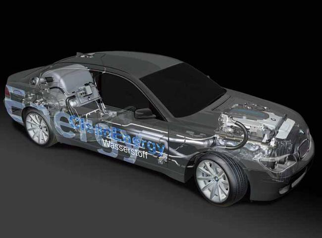 BMW Hydrogen 7 E68 - 15