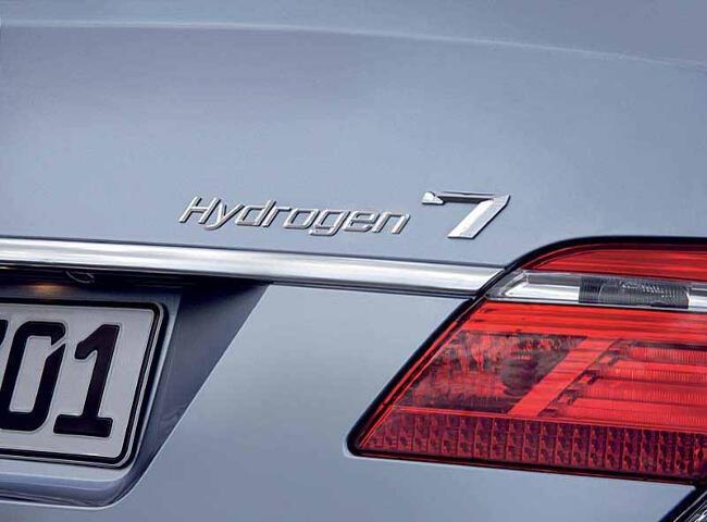 BMW Hydrogen 7 E68 - 27