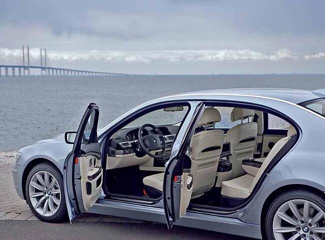 BMW Hydrogen 7 E68 - 5