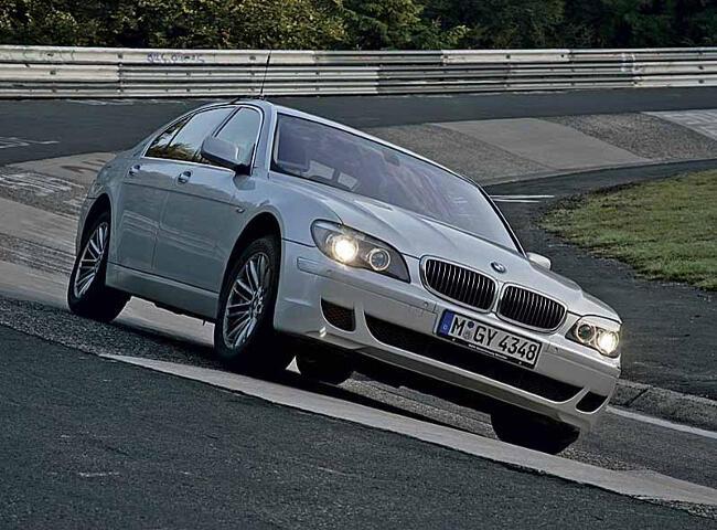 BMW Hydrogen 7 E68 - 6