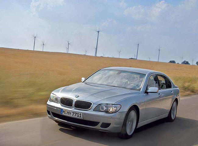 BMW Hydrogen 7 E68 - 7