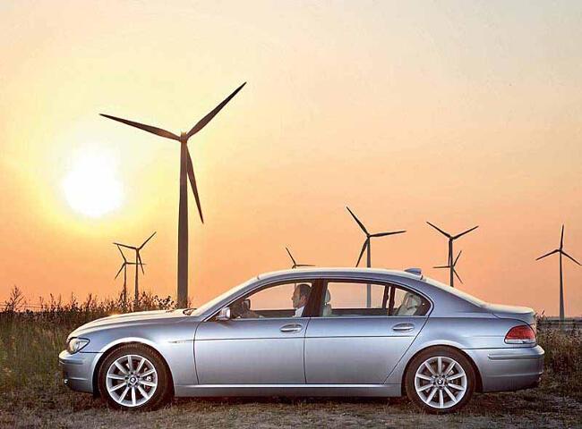 BMW Hydrogen 7 E68 - 8