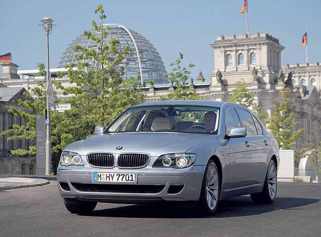 BMW Hydrogen 7 E68 - 9