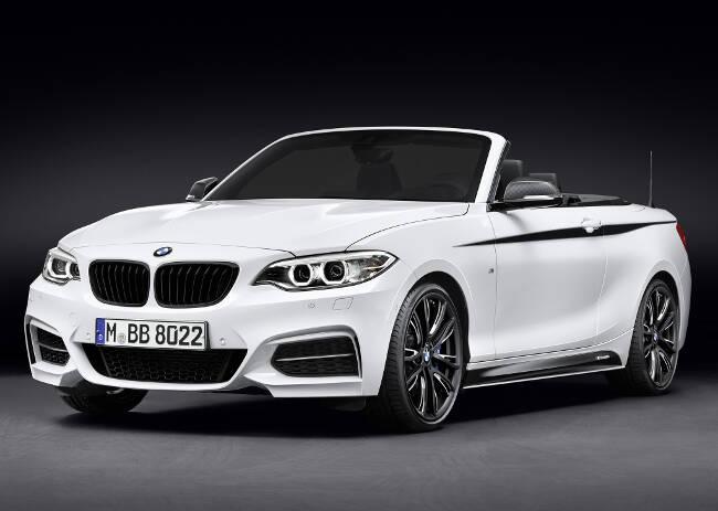 BMW M Performance Accessories F23 - 1