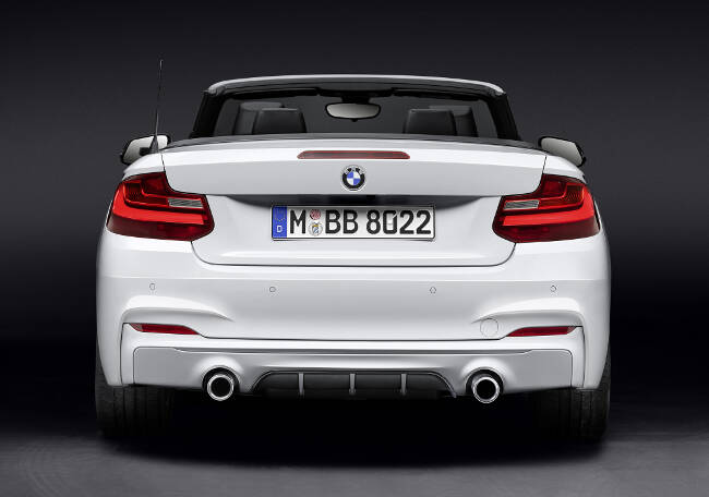 BMW M Performance Accessories F23 - 4