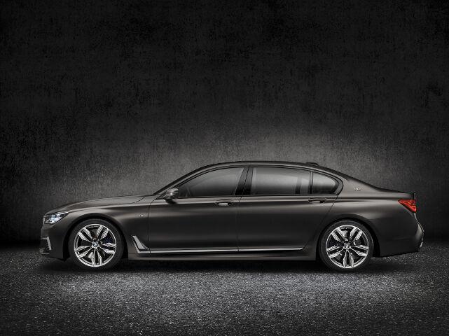 BMW M760Li xDrive G12 - 4