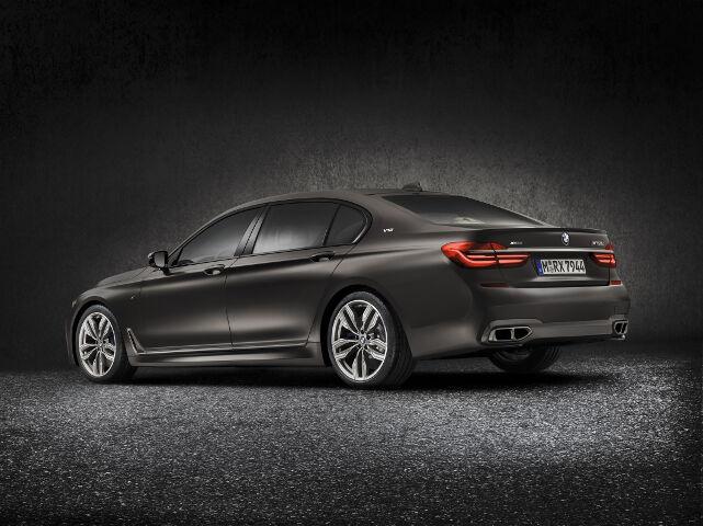 BMW M760Li xDrive G12 - 5