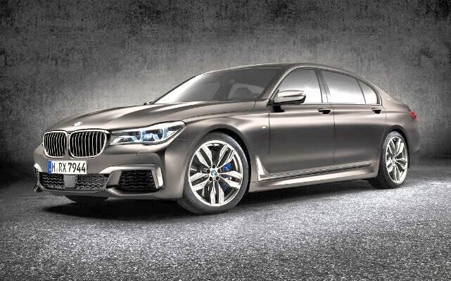 BMW M760Li xDrive G12 7 Series-ttx-photo