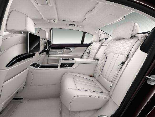BMW M760Li xDrive V12 Excellence G12 - 1