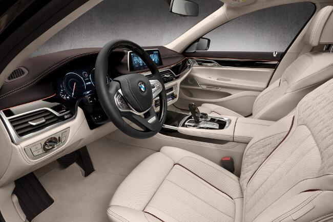 BMW M760Li xDrive V12 Excellence G12 - 2