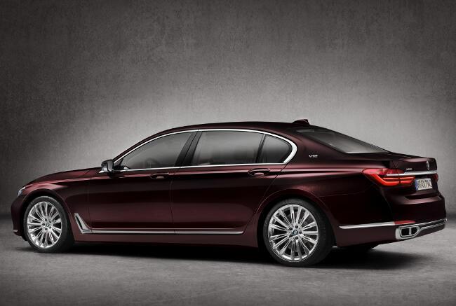 BMW M760Li xDrive V12 Excellence G12 - 4