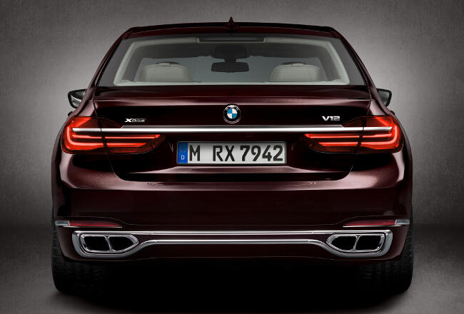 BMW M760Li xDrive V12 Excellence G12 - 5