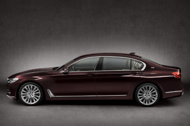 BMW M760Li xDrive V12 Excellence G12 - 6