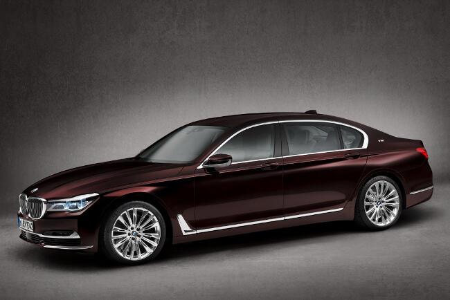 BMW M760Li xDrive V12 Excellence G12 - 7