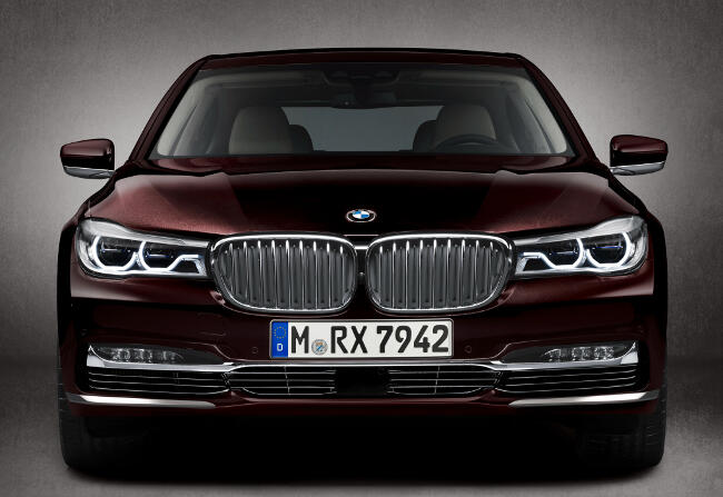 BMW M760Li xDrive V12 Excellence G12 - 8