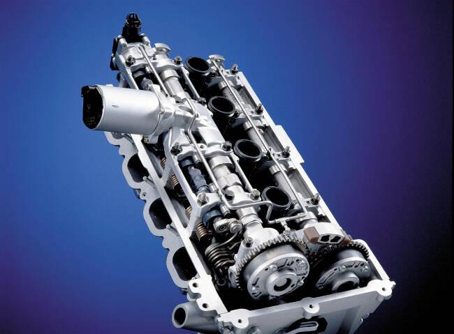 Cистема Valvetronic в BMW N62