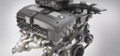 Двигатель BMW N52 - компоненты - фото