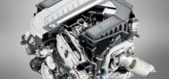 Двигатели БМВ Ф03