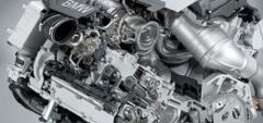 Двигатели БМВ Ф04