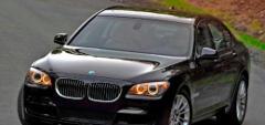 Фото BMW Ф01