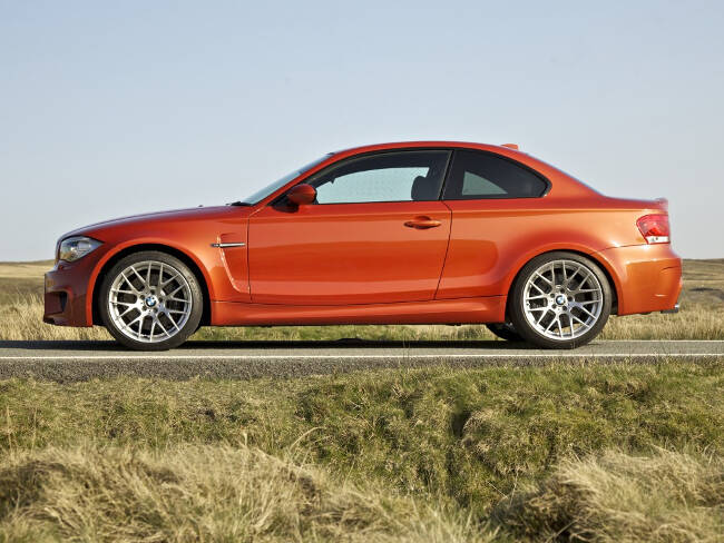 BMW 1M Coupe UK Spec E82 - 10