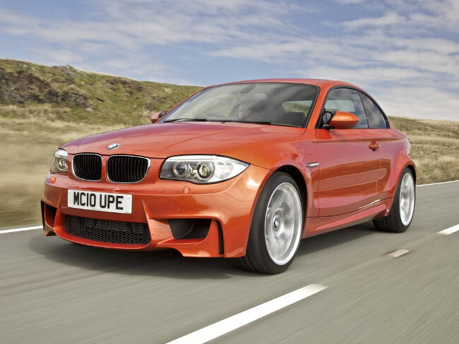 BMW 1M Coupe UK Spec E82 - 11