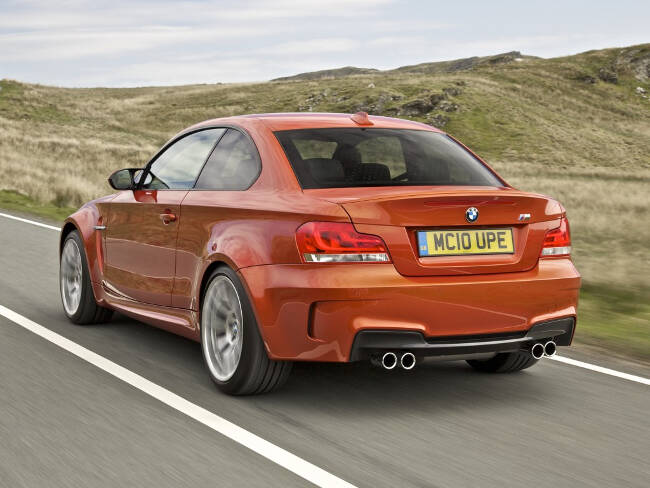 BMW 1M Coupe UK Spec E82 - 12