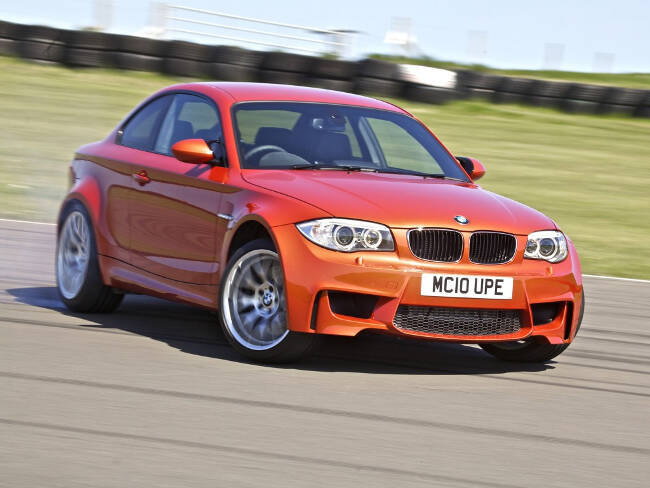 BMW 1M Coupe UK Spec E82 - 2