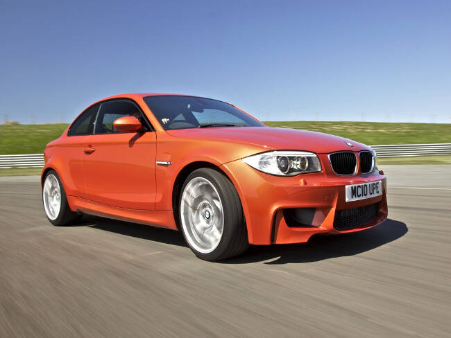 BMW 1M Coupe UK Spec E82 - 3