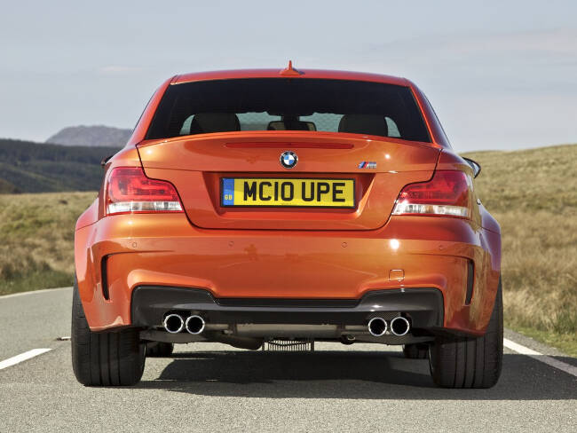 BMW 1M Coupe UK Spec E82 - 6