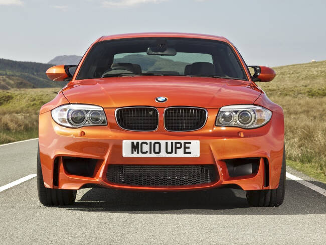 BMW 1M Coupe UK Spec E82 - 9