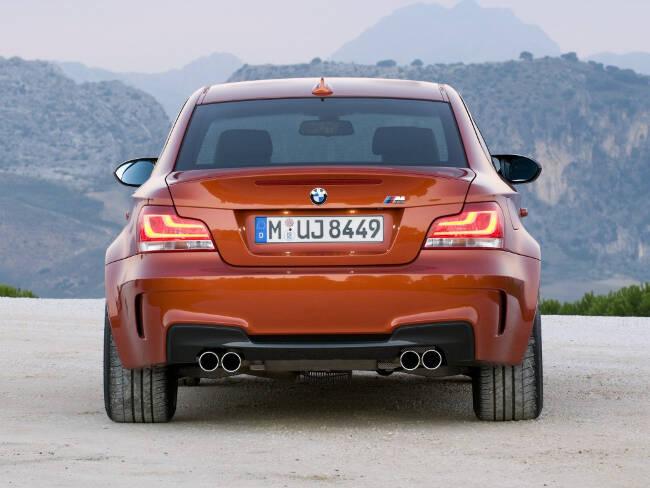 BMW 1M E82 - 1
