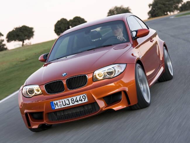 BMW 1M E82 - 11