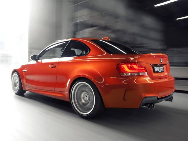 BMW 1M E82 - 14