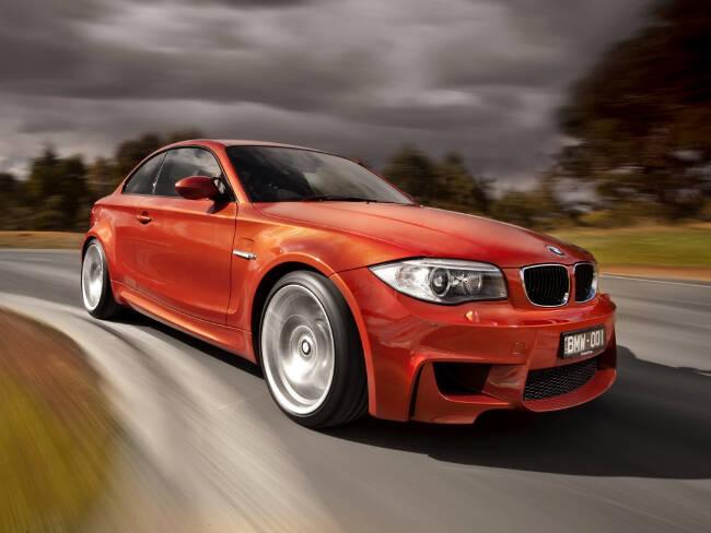 BMW 1M E82 - 15